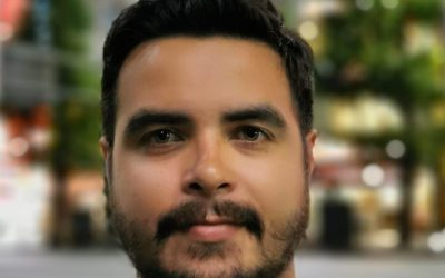 Rodrigo Morales, nuevo miembro del GETEM